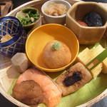 露瑚 - 竹籠料理~