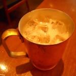 上島珈琲店 - アイス黒糖ミルク珈琲