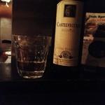 カンド クラブ バー - 白ワイン。