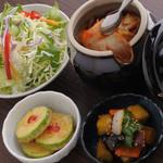 韓国料理 プサン - 料理写真: