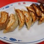 豚麺 - 餃子