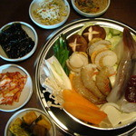 プルコギ食堂ふくみみ - 秘伝のタレを使った韓国流海鮮焼!!新鮮海鮮を特製鉄鍋で焼く!!