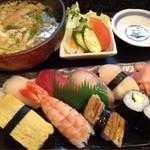 小花寿司 - にぎりBランチ