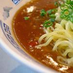 みゆき食堂 - スープ全体が餡と化している!