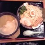竹本商店☆つけ麺開拓舎 - 伊勢海老つけ麺:777円(税込)【2012年9月撮影】
