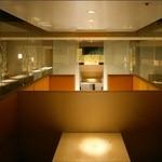 茶茶白雨 - ボックス席