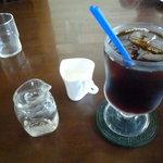 Ainateichao - アイスコーヒーは50円増