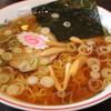 伽羅 - 料理写真:らあめん、550円(2013.5)