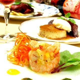 産地直送★新鮮な旬の食材を使用した創作イタリア料理!