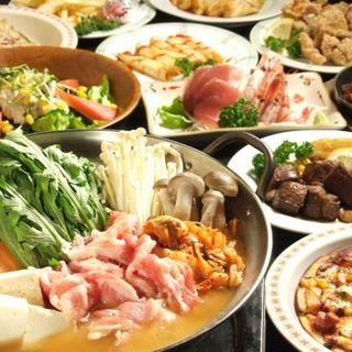 オーダー式の食べ放題!アツアツのお料理がお腹いっぱいお召し上がりいただけます。