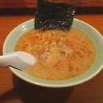 Marumenyaseisakujo - 東京世田谷 豚骨醤油ら~麺