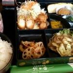 明日香 - 料理写真:日替りランチ