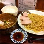 麺屋 桜木 - つけ麺 2011年3月