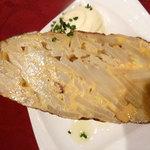 スペイン料理レストラン エル・ヴィエント - スペイン風オムレツ