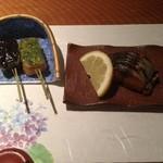 紫雲 - 生麩田楽と焼き物