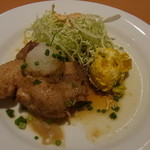 デニーズ - ランチメニュー: 鶏のグリル