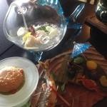 露瑚 - お手軽プランのお料理です。