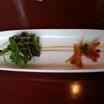 19337033 - サラダ&前菜です。
