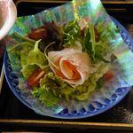レストラン オーブ - 鮮魚二種のサラダ仕立て