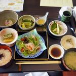 レストラン オーブ - 料理写真:春のヘルシー味覚御膳