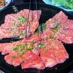 炭火焼肉 清香園 -