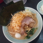 松壱家 - ねぎ豚骨醤油ラーメン900円