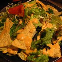ごち屋 - オリジナルグリーンサラダ