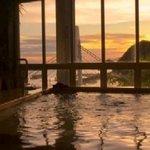 漁火の宿シーサイド観潮 - 紀州備長炭のお風呂