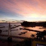 漁火の宿シーサイド観潮 - 雑賀崎の夕景を
