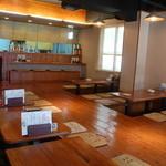 琉球王国 さんご家 - 2階には団体55名収容できる広間があります。