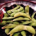 お好み焼き 鉄板焼 てこいち - 枝豆