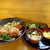 ぼんしゃん亭 - 料理写真:かにコロッケ定食
