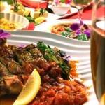 アポロカフェ - 和風テイストを盛り込んだイタリアンコース!和とイタリアンの融合をお楽しみください。飲み放題は生ビール、ワイン、カクテルなど種類豊富!