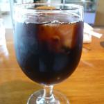 萌'S Cafe Sateenkaari - ドリンク写真:アイスコーヒー(\400)