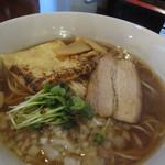 麺や 松辰 - あっさり醤油¥650