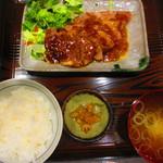 肉酒場寿楽 - トンテキ