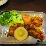 肉酒場寿楽 - レモンペッパー焼