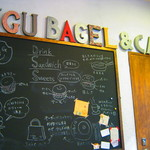 ヒグベーグル&カフェ - 店内