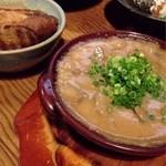 嘉門 - 牛スジ味噌煮