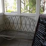 カフェ リエッコ - お店の入り口です