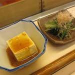 19353768 - 豆腐、青菜