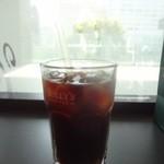 タリーズコーヒー - 水出しアイスコーヒー(期間限定)+タピオカ(期間限定)トッピング