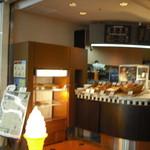 Caffe Luca - 堂島アバンザ1Fにあり