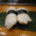 魚がし寿司 - 「タイラ貝」