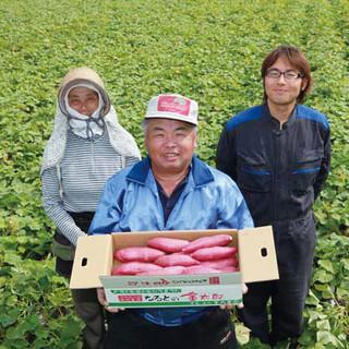 契約農場の方々が丹精込めた食材を使用。安心・安全そして美味。