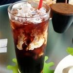 エフィッシュ - アイスコーヒー