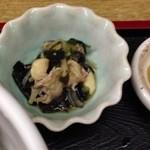 いわし料理 すゞ太郎 - 小鉢