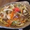 真壁ちなー - 料理写真:皿そば(オリジナルあんかけそば)