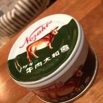 19365102 - 牛肉大和煮の缶詰