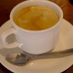 RESTAURANT olive - コーヒー